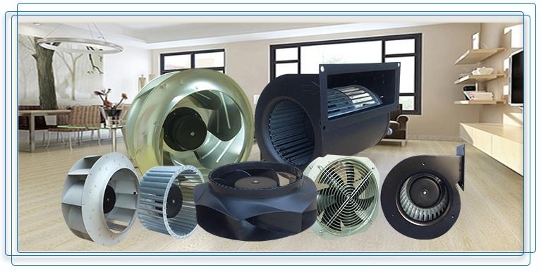 性能更好、价格更优的外转子风机产品来自东莞DC离心风机制造工厂